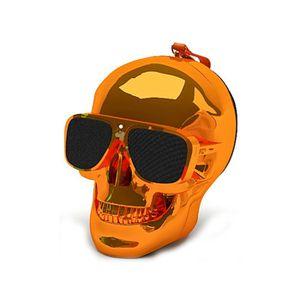 ENCEINTE NOMADE AeroSkull XS Orange