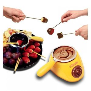 SERVICE À FONDUE Fondue au chocolat - Fondue Fromage - Electrique