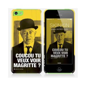 coque iphone 8 magritte