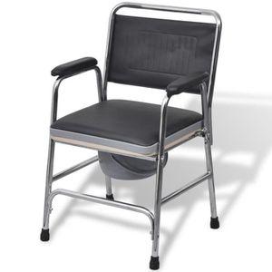 chaise pour personne agees achat vente pas cher. Black Bedroom Furniture Sets. Home Design Ideas