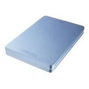 DISQUE DUR SSD Disque dur externe Canvio ALU 3S Blue