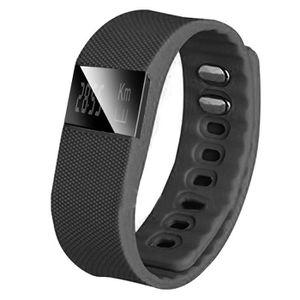 BRACELET D'ACTIVITÉ Bracelet connecté TW64 écran OLED Bluetooth 4.0 ét