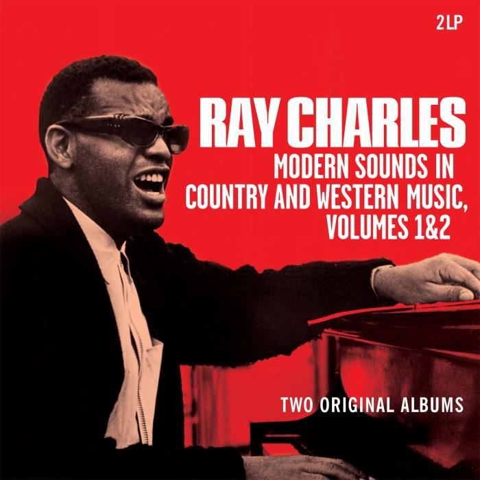 RAY CHARLES Modern Sounds In Country And Western Music Vol. 1 & 2 - 33 Tours - 180 grammes
