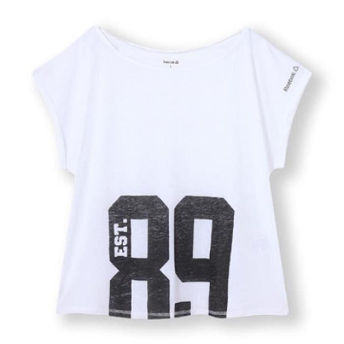 REEBOK T-shirt Femme