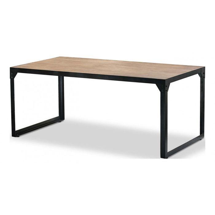 Table Tréteau 180 Cm Tempo Inwood Achat Vente Table De