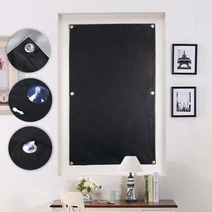 Store Enrouleur Occultant 48X93CM Sans Perçage pour Fenêtre de Toit ...