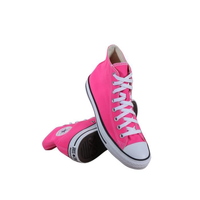 Converse Unisexe Chuck Taylor All Star Salut-top Chaussures L7WWK Taille-37 1-2
