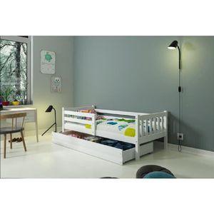 lit enfant 90 x 190 avec sommier achat vente pas cher. Black Bedroom Furniture Sets. Home Design Ideas