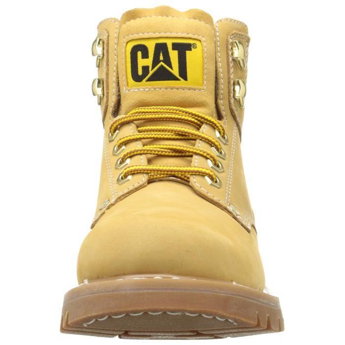 """Caterpillar 2e équipe 6"""" Plain Soft-pieds Bottes de travail FW10T Taille-38 1-2"""