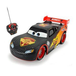 VOITURE - CAMION Disney Disney Cars - Voiture Télécommandée, Turbo