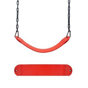 BALANÇOIRE - PORTIQUE Siège de balançoire Aire de jeux extérieure Swings