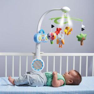 MOBILE Mobiles pour bebes Taf Toys Mobile stereo MP3 Chou