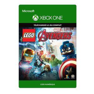EXTENSION - CODE Lego Marvel Avengers Jeu Xbox One à télécharger