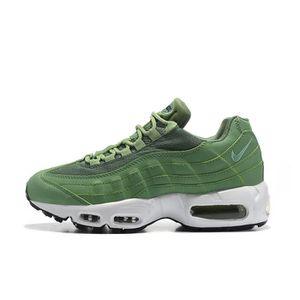 e415782ea83 Nike Air Max 95 Chaussures de course Baskets Vert Vert VERT - Achat ...