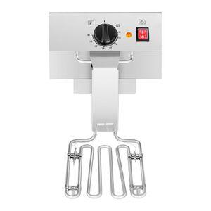 FRITEUSE ELECTRIQUE Friteuse électrique Thermostat EGO  Robinet de vid
