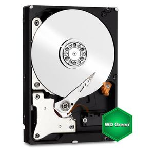 DISQUE DUR INTERNE WD Green 4To 3.5