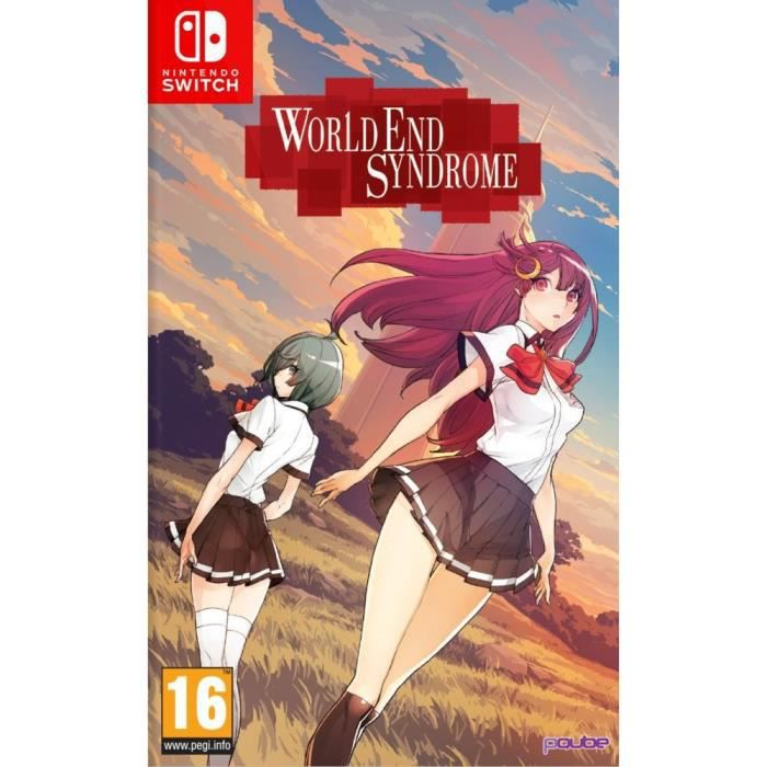WorldEnd Syndrome - Day One Edition Jeu Switch