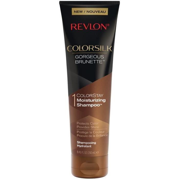 REVLON Shampooing Colorsilk Gorg Brun