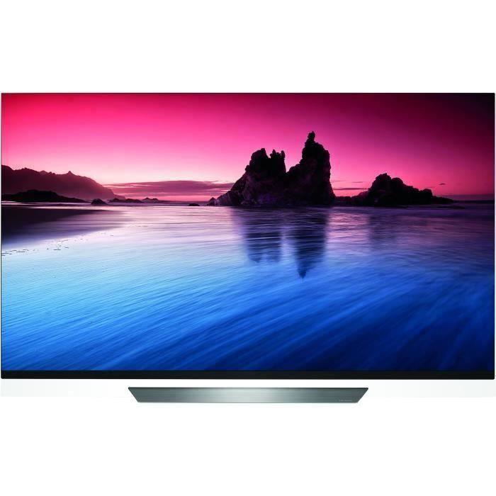 """Téléviseur LED LG 55E8 TV OLED 4K UHD - 55"""" (139cm) - UHD 4K HDR"""