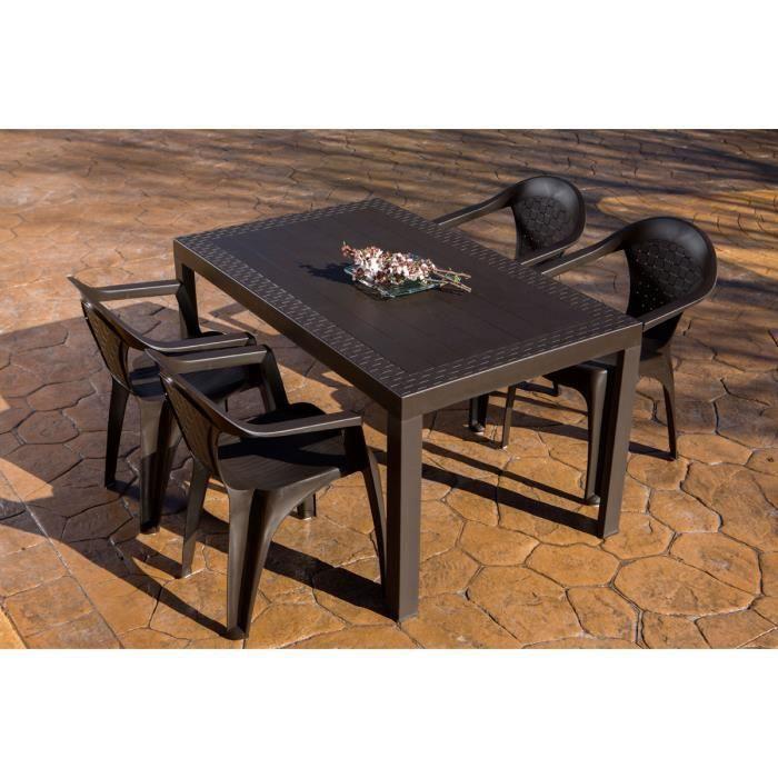 chaise de jardin verte achat vente pas cher. Black Bedroom Furniture Sets. Home Design Ideas