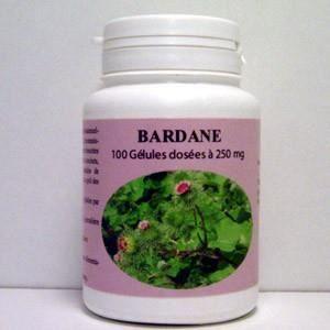 CONFORT URINAIRE Bardane - 100 gélules
