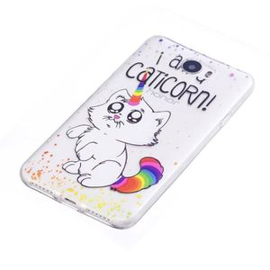 coque huawei y5ii chat