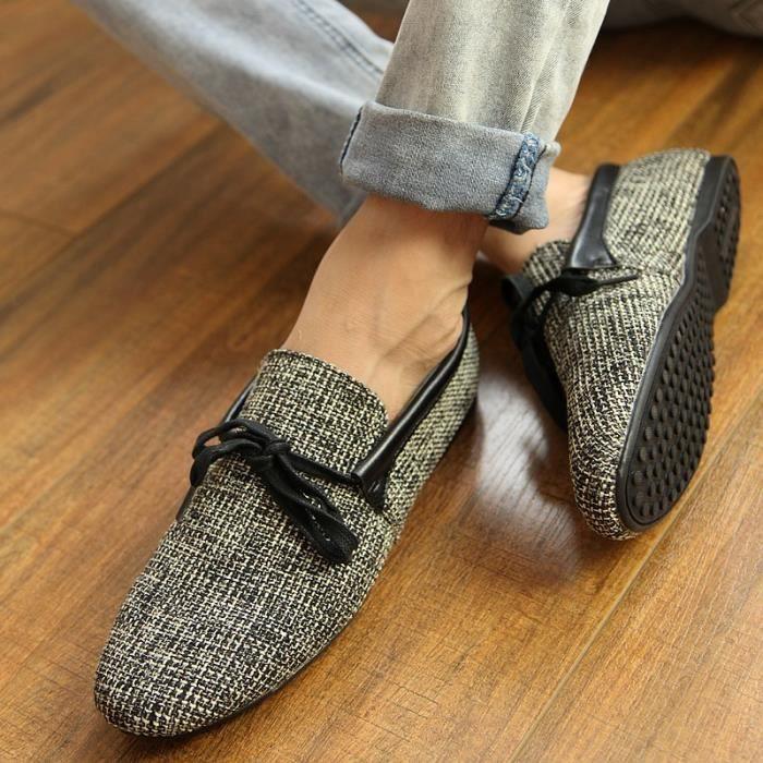 doug chaussures mais lin cravates