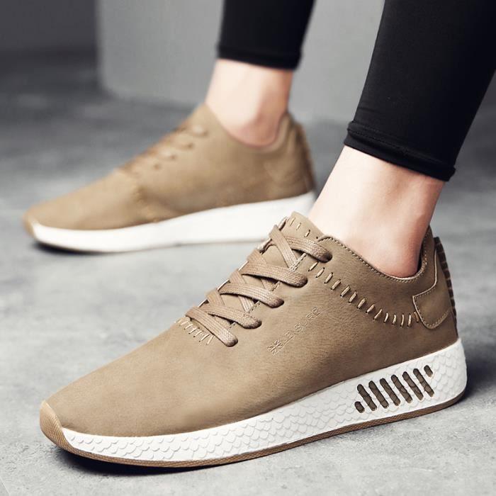 la Chaussures hommes Sports faites Mode Bas main à des wUSqCq