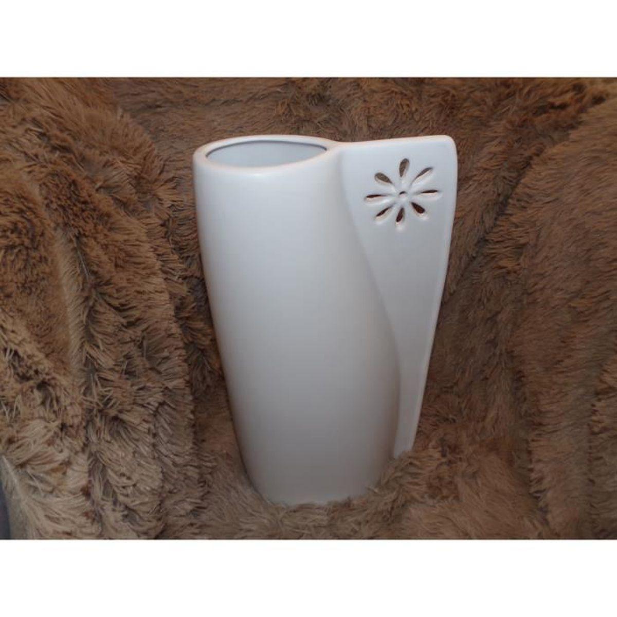grand vase ceramique achat vente pas cher. Black Bedroom Furniture Sets. Home Design Ideas