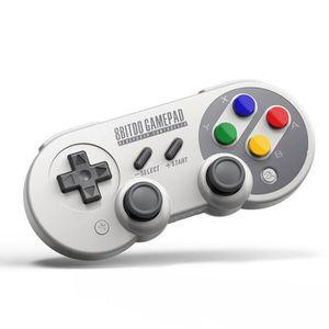 MANETTE JEUX VIDÉO 8Bitdo SF30 Pro manette contrôleur Gamepad sans fi