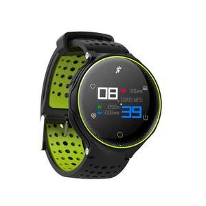 MONTRE CONNECTÉE Montre Connecté Bluetooth avec écran Tactile Coule