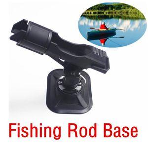 CANNE À PÊCHE Porte-canne à pêche réglable à 360 degrés canot pn 73c45bc2819