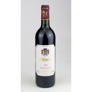 VIN ROUGE 2001 - Chateau Montus