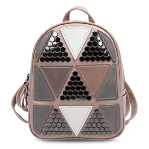 9e70939a07 sac à dos Mode féminine College Style de bonne école de qualité Jeunes  filles Femmes en cuir PU Mochila-2491