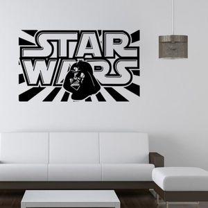 STICKERS  Star Wars  Stickers Muraux Pour Enfants Chambre D