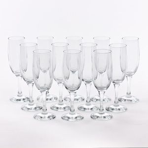 Coupe à Champagne PASABHACE - FLUTES A CHAMPAGNE BISTROT 18.5 CL …