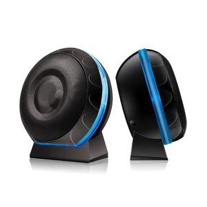 ENCEINTES ORDINATEUR Ordinateur portable Haut-parleur Soundbar intérieu