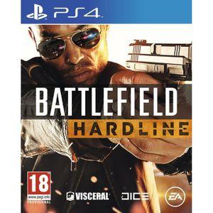 JEU PS4 Battlefield Hardline Jeu PS4