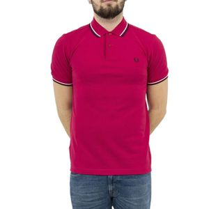 POLO polos fred perry mm3600 rose