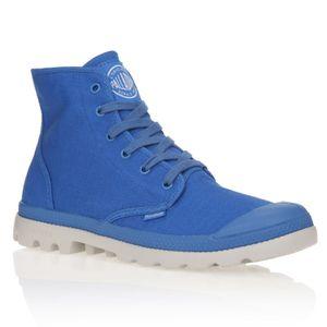 best sneakers 3c41e ce0a2 BASKET PALLADIUM Baskets Pampa Hi Lite Homme. Baskets montantes ...