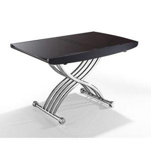 TABLE BASSE Table Basse Relevable & Extensible Venus Marron…