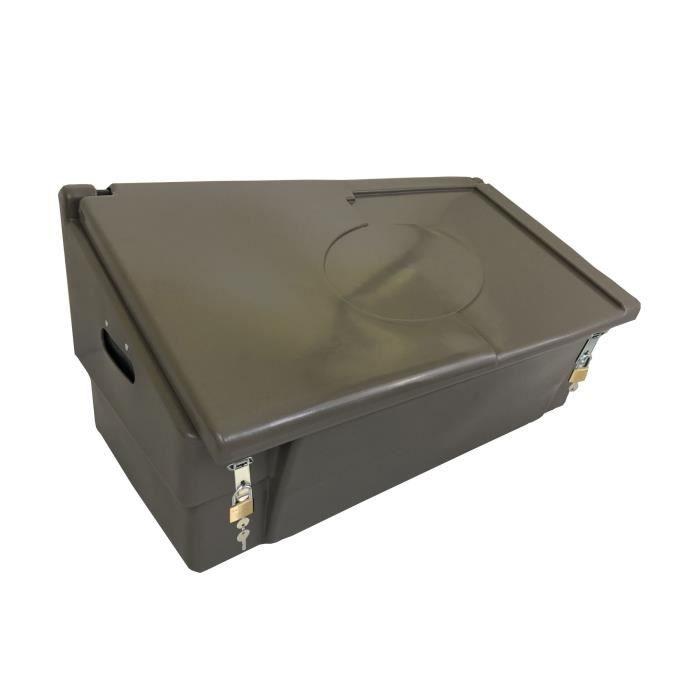 Coffre de jardin PEHD - 100 L