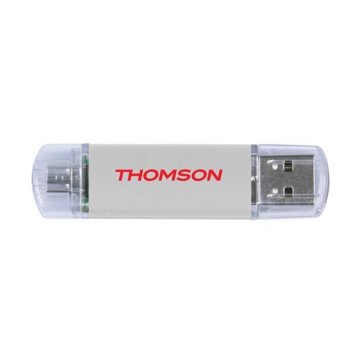 CLE USB 64G THOMSON WHITE