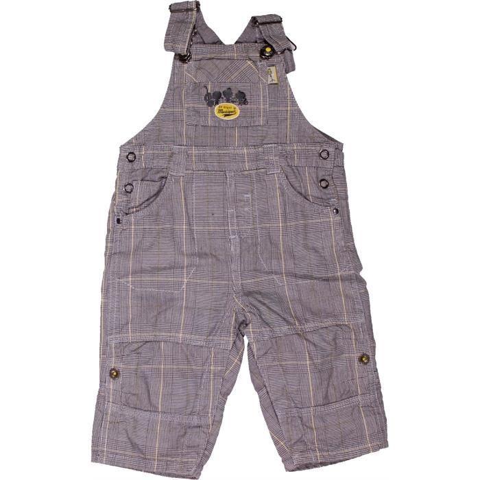 12063991fd4f4 Salopette bébé garçon SERGENT MAJOR 12 mois gris hiver - vêtement bébé   1027608