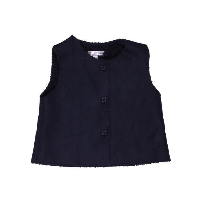 Mois Gilet Bébé Kiabi 12 Noir Fille Hiver Vêtement1027081 xdBCoer