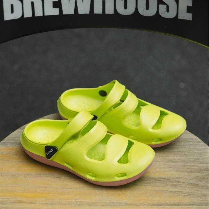 Chaussure Des L'eau De Marque De Luxe Qualité Supérieure Chaussures Mode ete Confortable Loisirs Chaussures Confortable 39-44