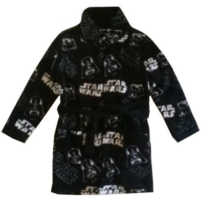f7a2782b03a50 NPZ Robe de Chambre - Peignoir FC Barcelone Bleu Taille de 6 à 12 Ans - 6  Ans, ...