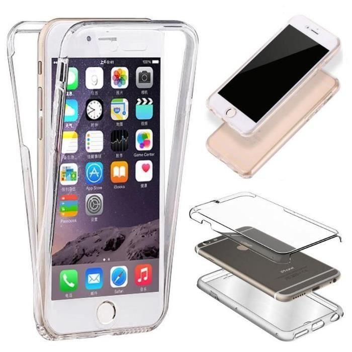 coque 360 transparente iphone 8
