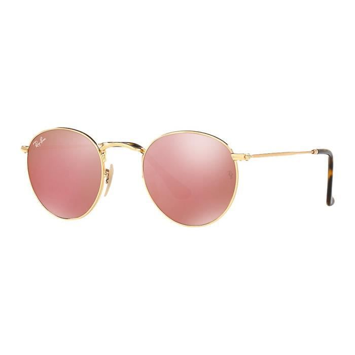 lunette soleil ronde femme ray ban