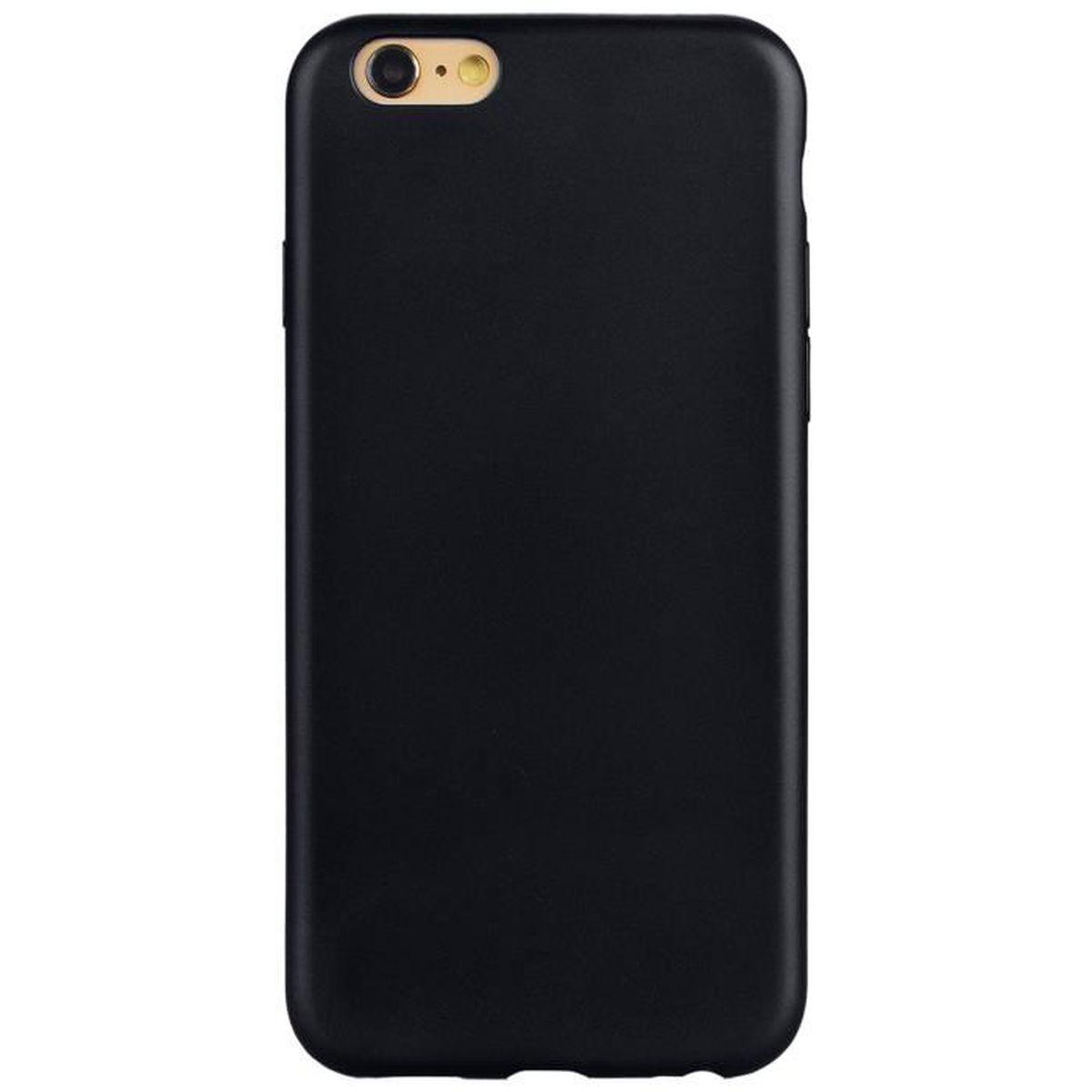 coque iphone 6 noir simple
